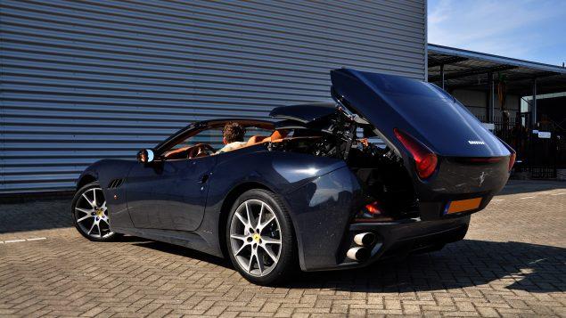 Ferrari California Rijden