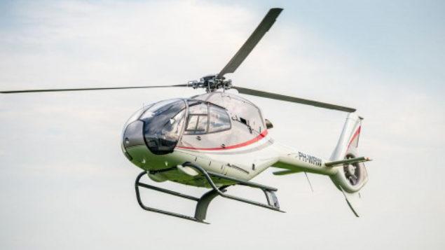 Helikopter Vliegen